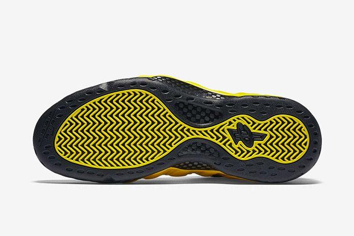 Nike Foamposite One Optic Yellow 2