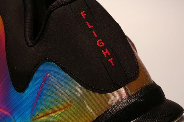 Nike Vis Zoom Hyperflight Hologram Heel Detail 1