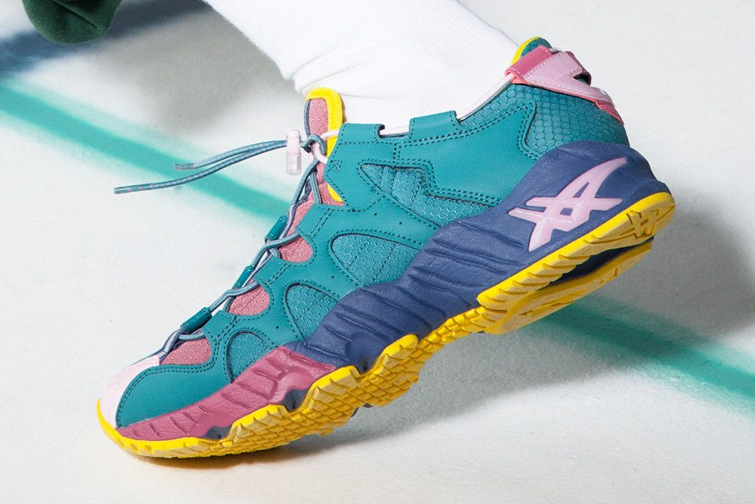 Slam Jam X Asics Gel Mai Angle Pack Sneaker Freaker