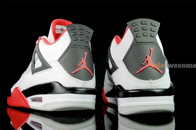 Air Jordan 4 Fire Red 6 1