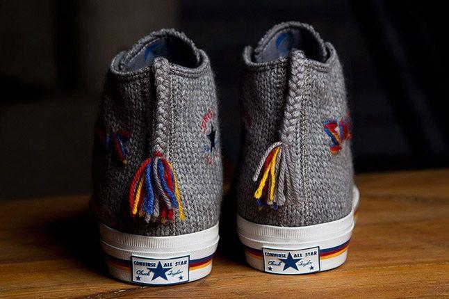 Sneakersnstuff X Converse Lovikka All Star Heels 1