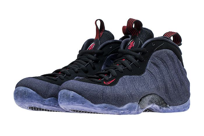 Nike Air Foamposite One Denim 1