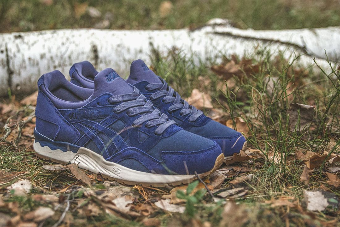 Sneakersnstuff X Asics Forest Pack8