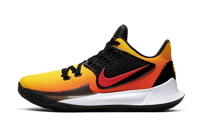 Nike Kyrie Low 2 Tn Sunset Av6338 800 Release Date Lateral
