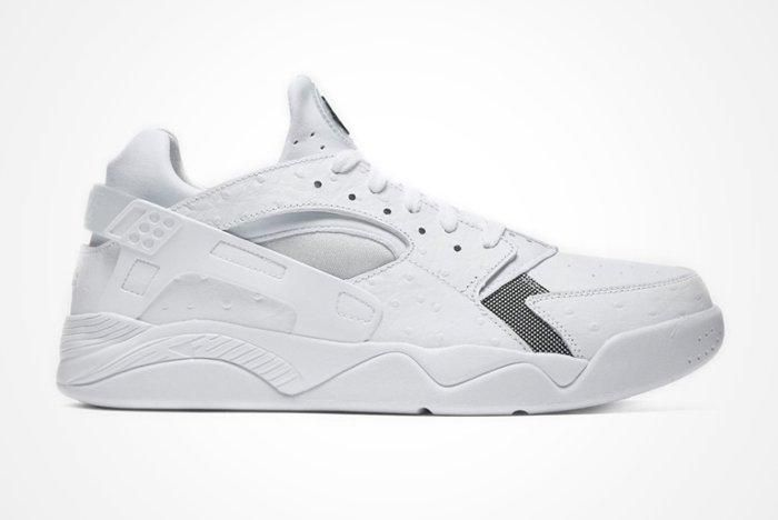 Nike Air Huarache Flight Low Ostrich Feature