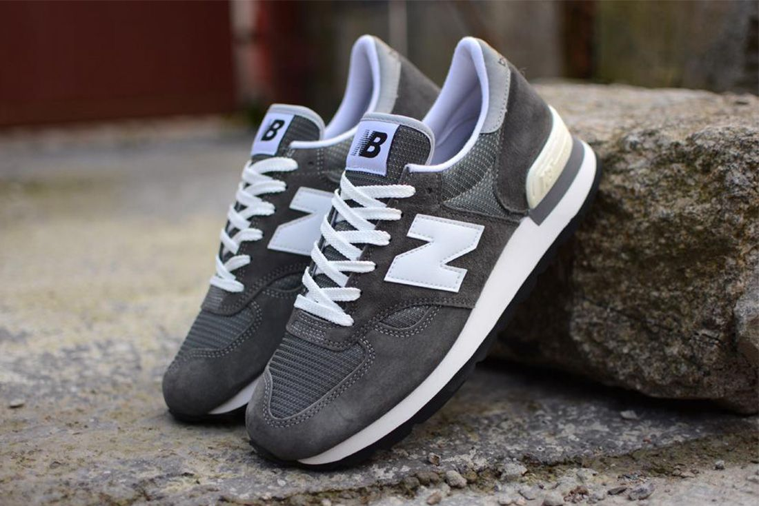 New Balance 990 1982 Og Made In Usa Bringback Hanon