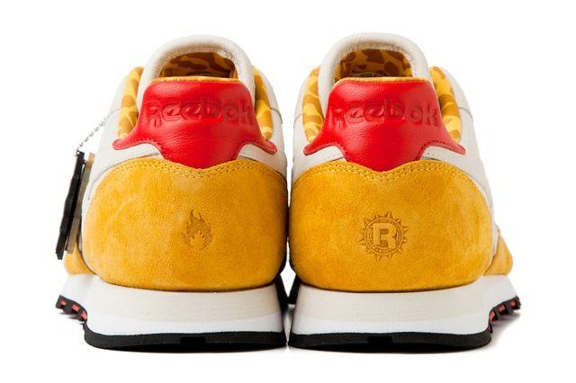 Hanon Shop X Reebok Classic Leather 30Th Anniversary Heel Profile
