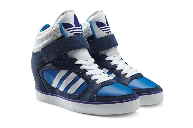 Adidas Originals Fw13 Sneaker Wedges Amberligh Up Pack Blue Nvy Hero 1