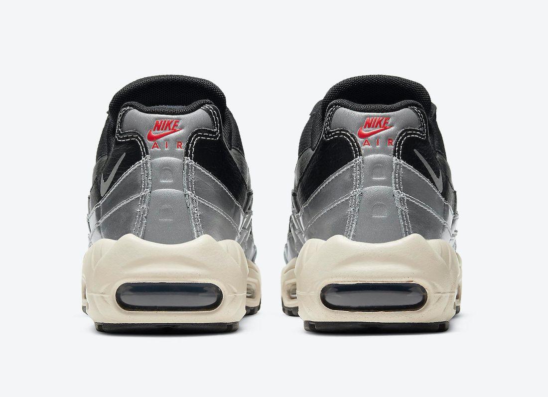 Nike 3M Air Max 95 Heel