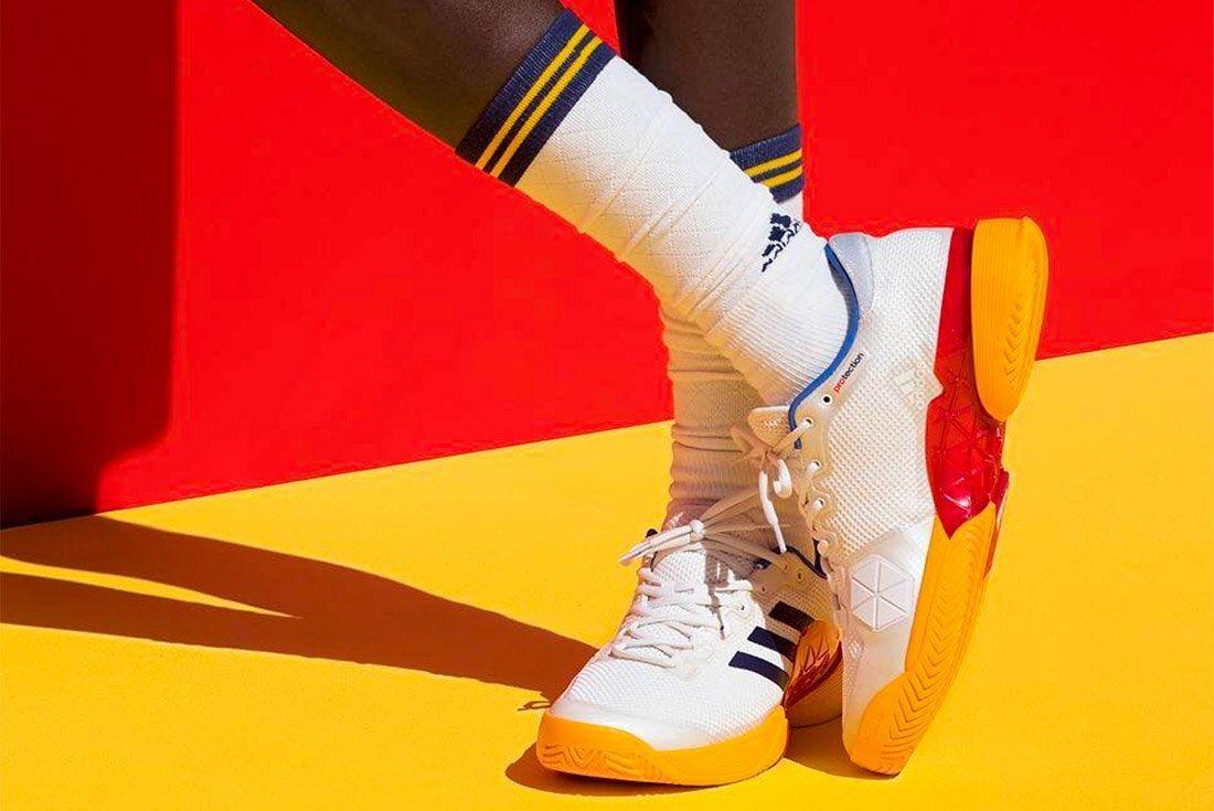 Pharrell X Adidas Tennis 3