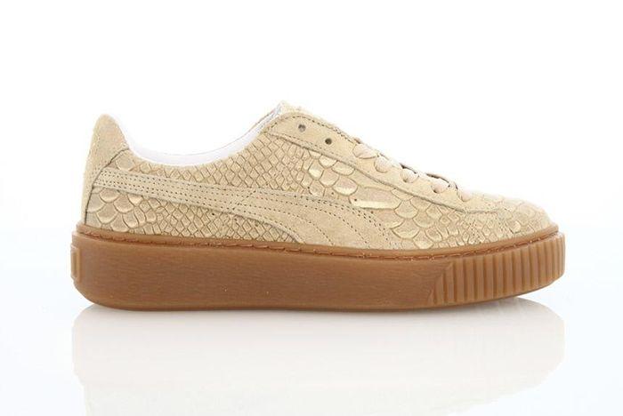Puma Platform Exotic Skins Natural Vachetta 1
