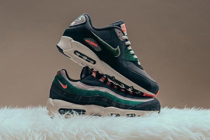 Nike Air Max Rainforest Pack 1