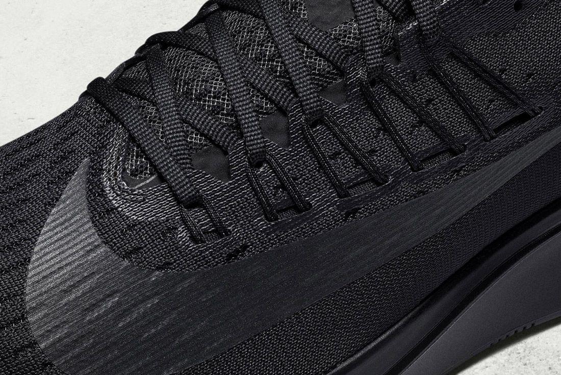 Nike Zoom Fly Triple Black 2