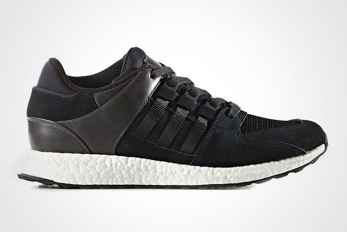 Adidas Eqt Support Boost Black White Thumb