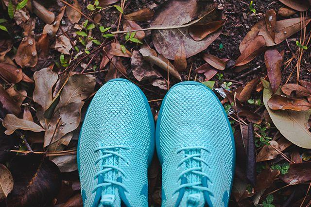 Nike Roshe Run Bleached Turquoise 4