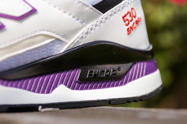 New Balance 530 Og White Purple 3