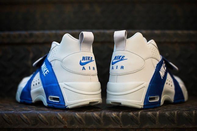 Nike Air Veer Game Royal Heel Profile