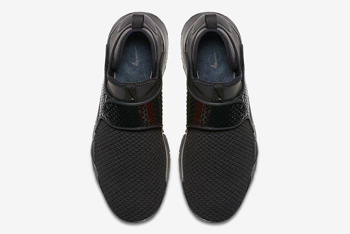 Nike Sock Dart Triple Black 3