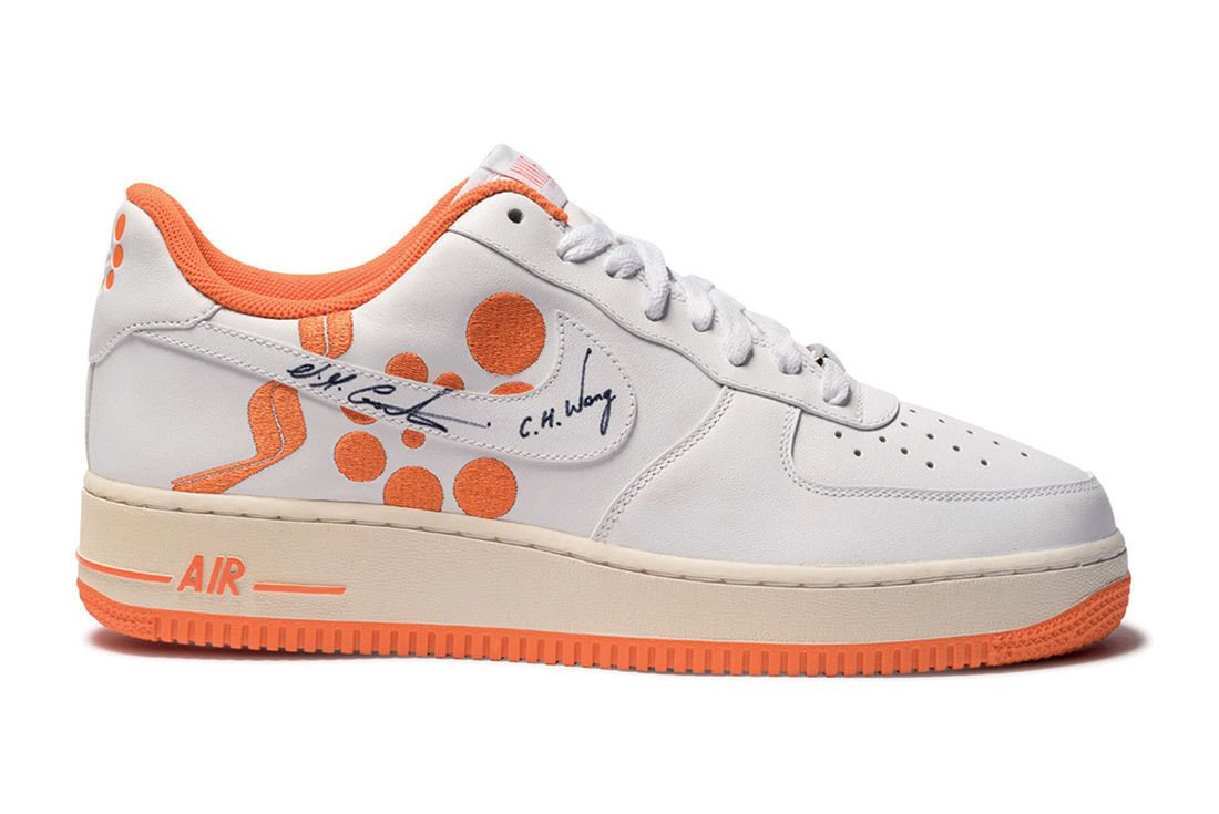 The Chicks With Kicks Sneaker Freaker Interview Nike Air Force 1 Feng Tay Sample