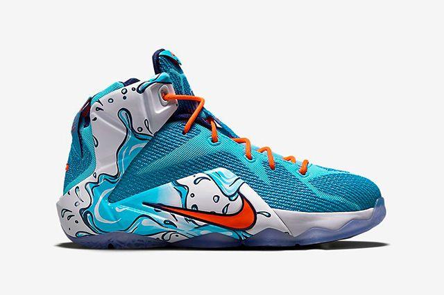 Nike Lebron 12 Gs Buckets