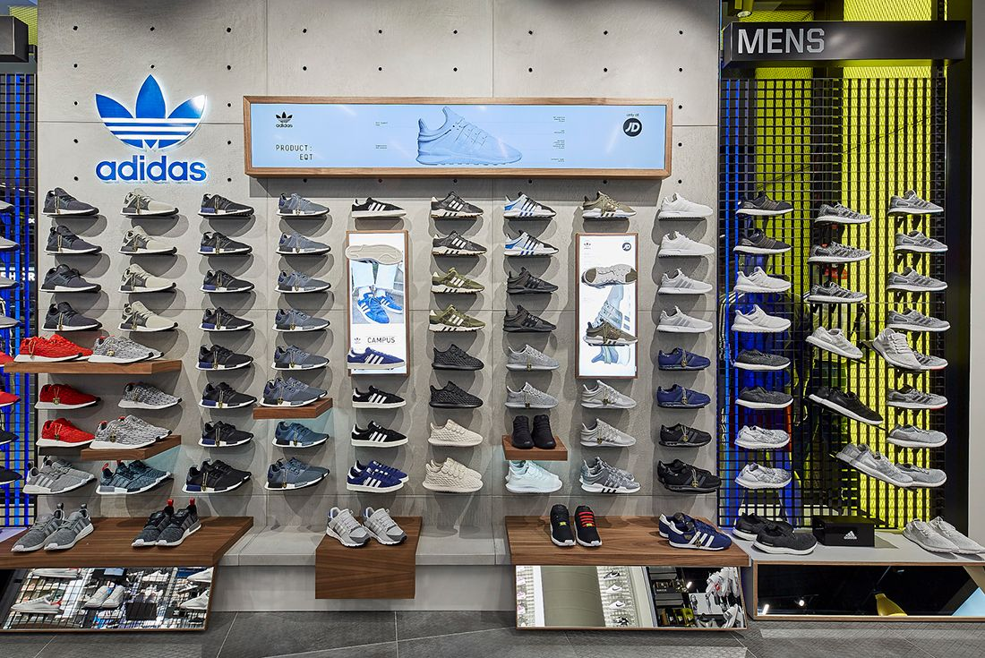 Take A Look Inside The New Pacific Fair Jd Sports Store11