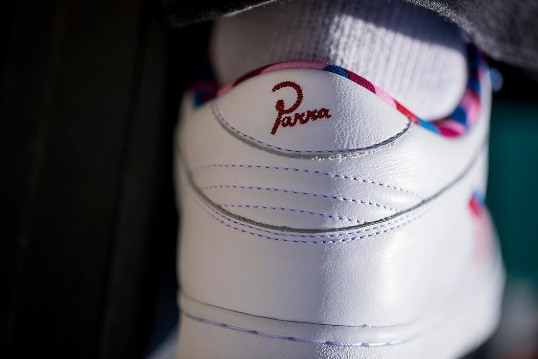 Parra Nike Sb Dunk Low Empire 12