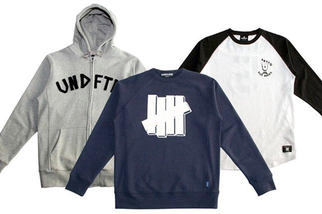 Undefeated Hoodies 1