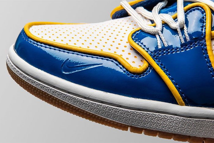 Golden State Warriors Air Jordan 1 Championship Release Date 2