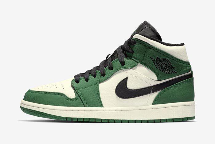 Air Jordan 1 Pine Green 2
