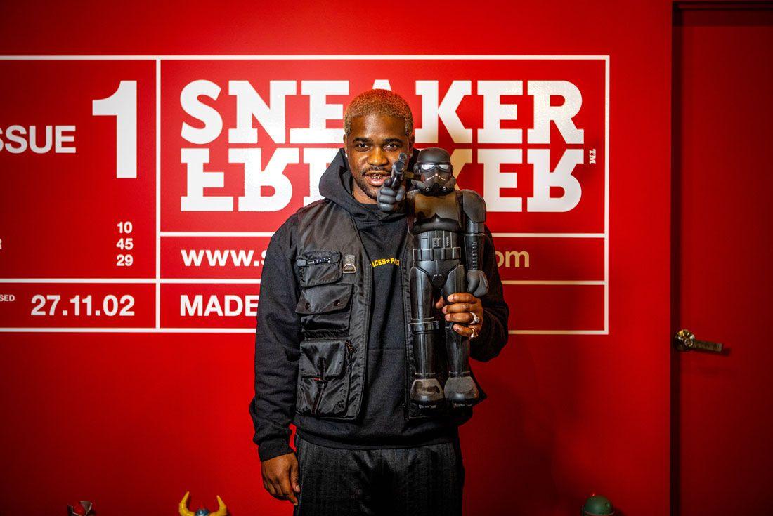 Aap Ferg Sneaker Freaker Interview 5