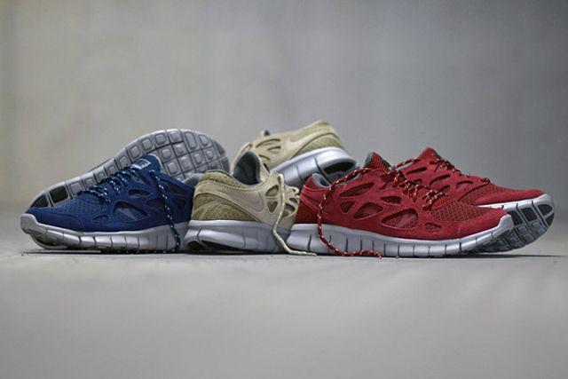 Nike Free 2 0 Suede Pack 3