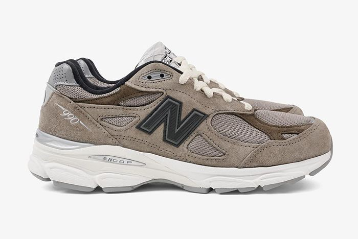 Jjjjound New Balance 990V3 Launch 1