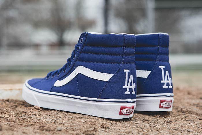 Mlb X Vans Dodgers Pack 1