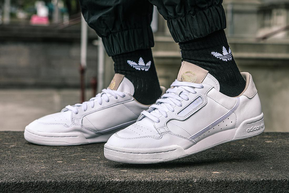 Adidas Continental Home Of Classics Heel Lifted