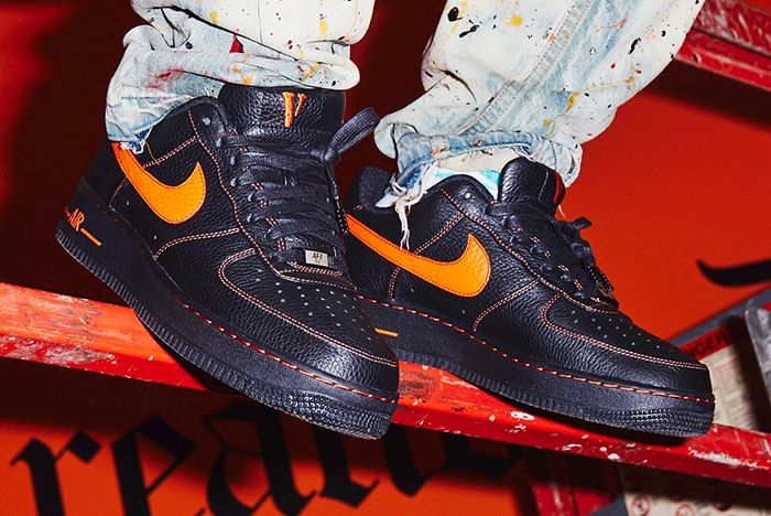 Vlone X Nike Air Force 11Feature