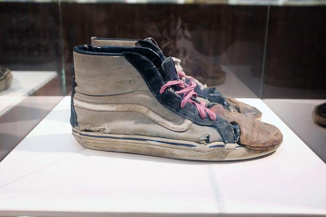Sk8 Hi Vans Sneaker Exhibition17