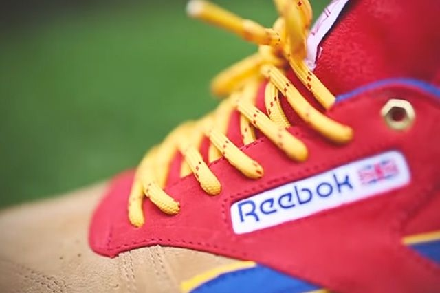 Snipes X Reebok Classic Leather Camp Out 51