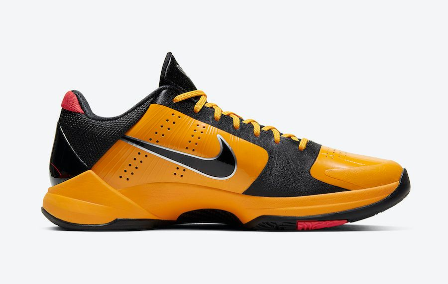 Nike Kobe 5 Bruce Lee Right
