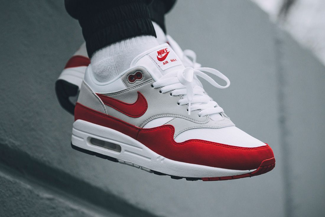Nike Air Max 1 Red University Red 3
