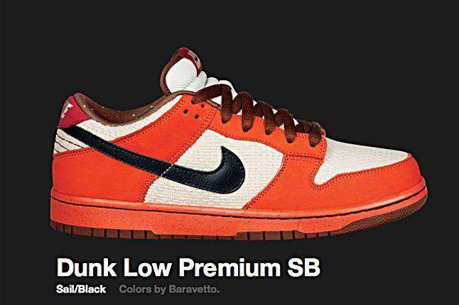 Nike Sail Dunk Low Sb 2009 1