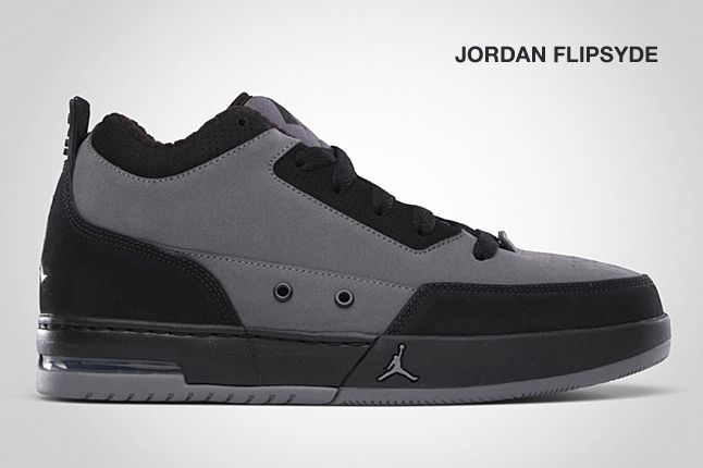 Jordan Flipsyde Grey Black 1