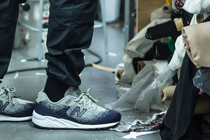 New Balance Mrt 580 Jr Reengineered Knit Indigo White 1