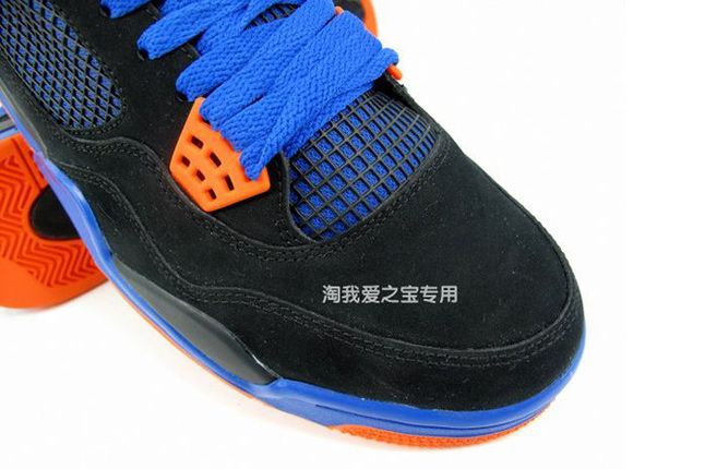 Air Jordan 4 Knicks 06 1