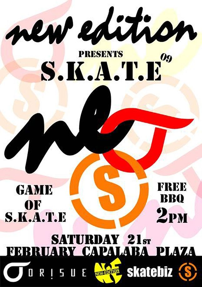 New Edition Presents Skate 1