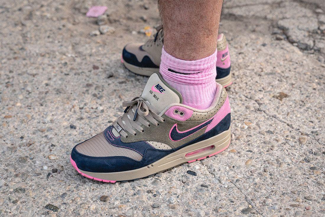 Sneakerness Milan Sneaker Freaker On Foot Shot3