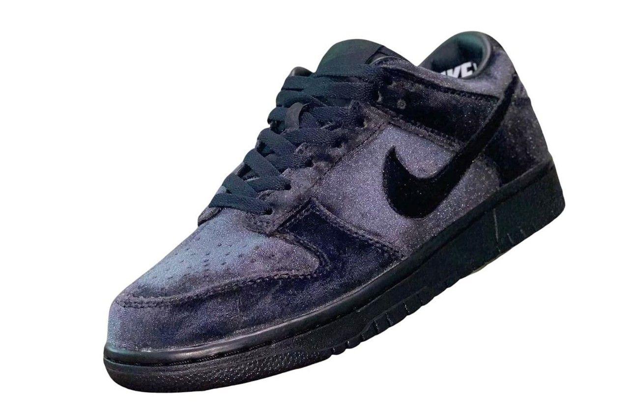 Dover Street Market x Nike Dunk Low Black