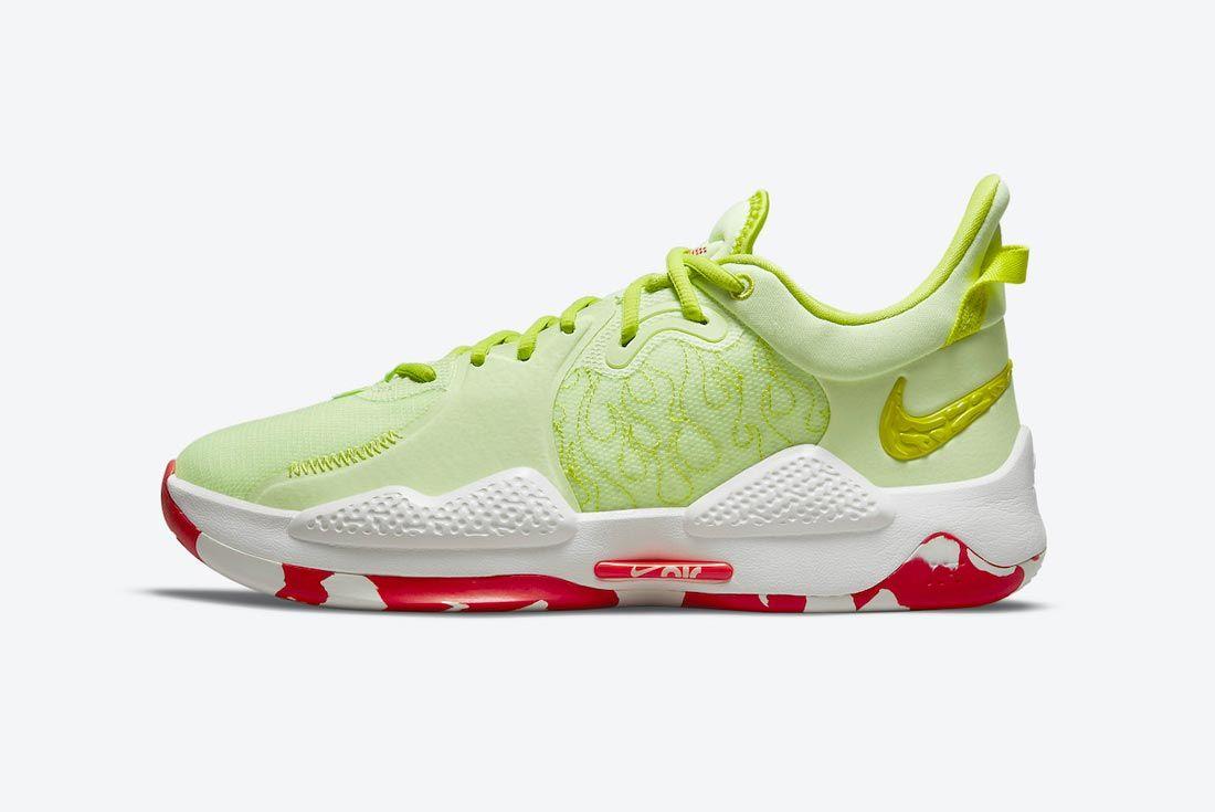 Nike PG 5 'Pao Jiao'