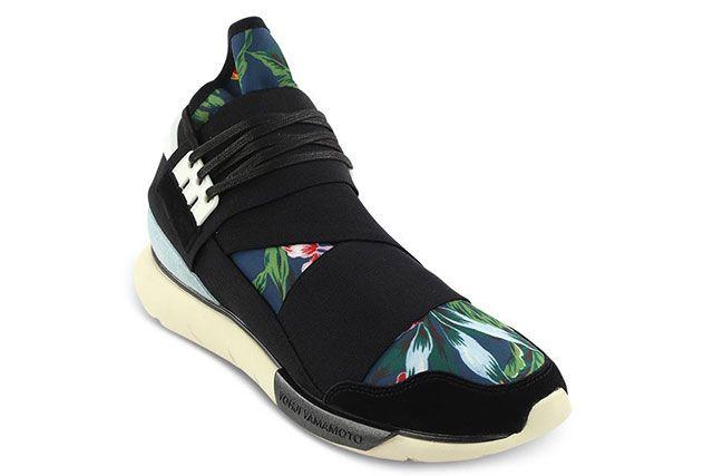Adidas Y 3 Qasa High Plumeria 2