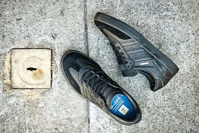 Adidas Busenitz Vulc Rx Black 1