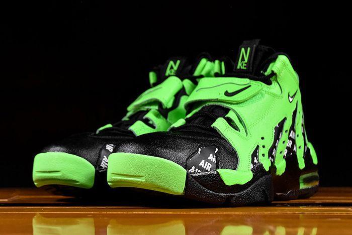 Nike Air Diamond Turf Green 1 Sneaker Freaker
